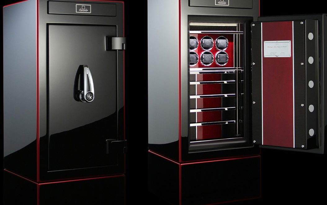 Stockinger Imperial Safe – A Symbol Of Security With Unique Aesthetics