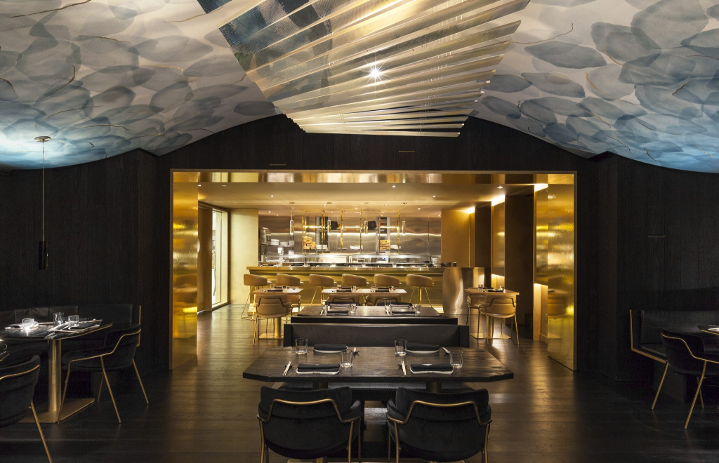 The Akira Back Restaurant – A Glamour Expression By Studio Munge