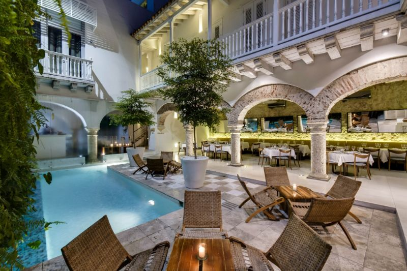 Five Impressive And Expensive Hotels Owned By High Fashion Brands expensive hotels Five Impressive And Expensive Hotels Owned By High Fashion Brands Tcherassi Hotel and Spa Cartagena Colombia 3