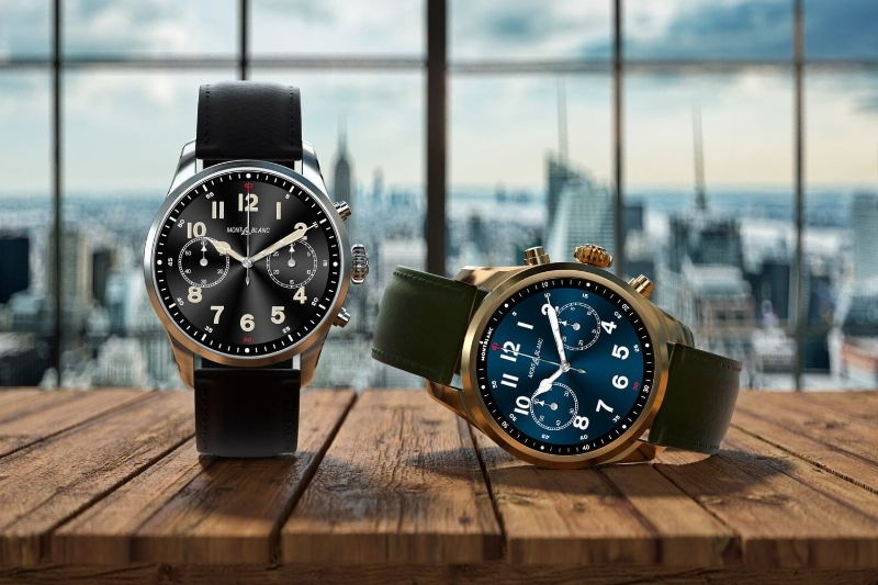 The New Montblanc's Technologically Advanced Timepieces 4G LTE montblanc The New Montblanc's Technologically Advanced Timepieces 4G LTE This Is The New Montblancs Technologically Advanced Timepiece 4G LTE 5