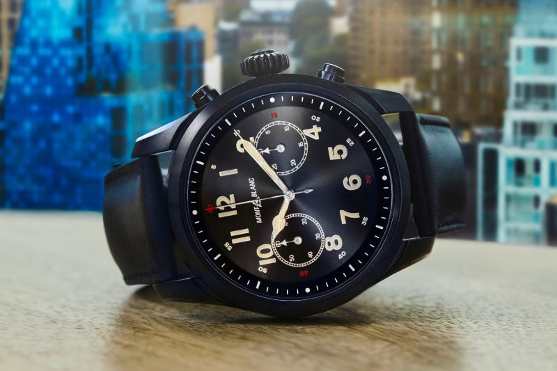 The New Montblanc's Technologically Advanced Timepieces 4G LTE montblanc The New Montblanc's Technologically Advanced Timepieces 4G LTE This Is The New Montblancs Technologically Advanced Timepiece 4G LTE 7