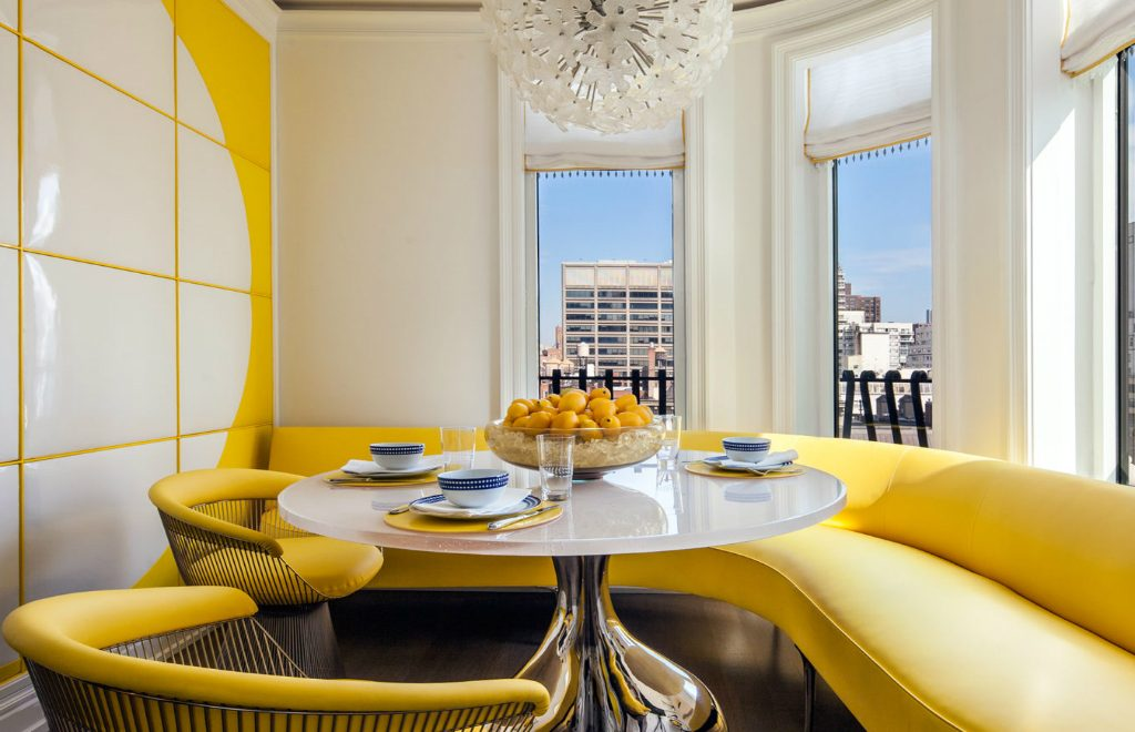 Luxury Meets Contemporary: A Modern Penthouse In New York