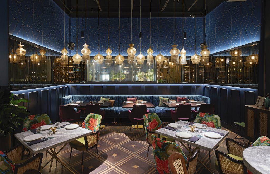 Eccentricity Symbols in Dubai: 10 Superbly Designed Luxury Restaurants