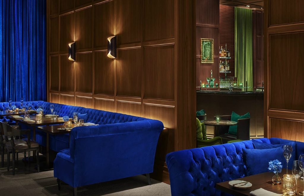 A High Level Of Sophistication: Five Modern Restaurants In New York