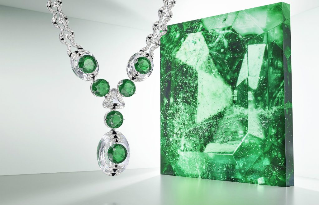 Magnitude Is The Cartier's Cosmic New High Jewelry Collection
