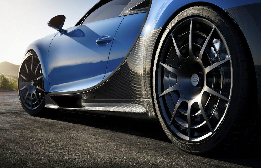 Bugatti Chiron Pur Sport Luxury Car: The Ultimate Driving Machine