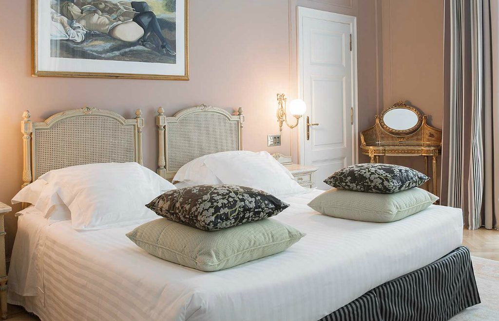 An Eclectic Approach Inside Grand Hotel Et De Milan By Dimore Studio