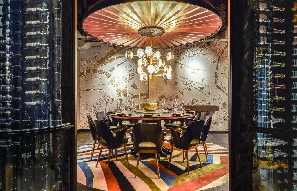 Inside Jin Gui Luxury Restaurant: A Contemporay Concept by Joyce Wang