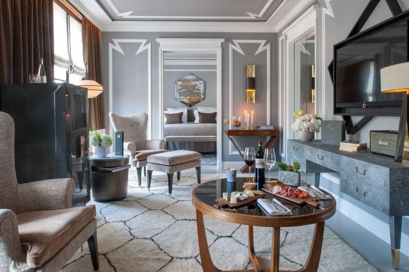 Jean-Louis Deniot jean-louis deniot Inside The Nolinski Hotel: Art Deco's Bedrooms By Jean-Louis Deniot A Touch of Elegance By Jean Louis Deniot Inside This Luxury Hotel 1