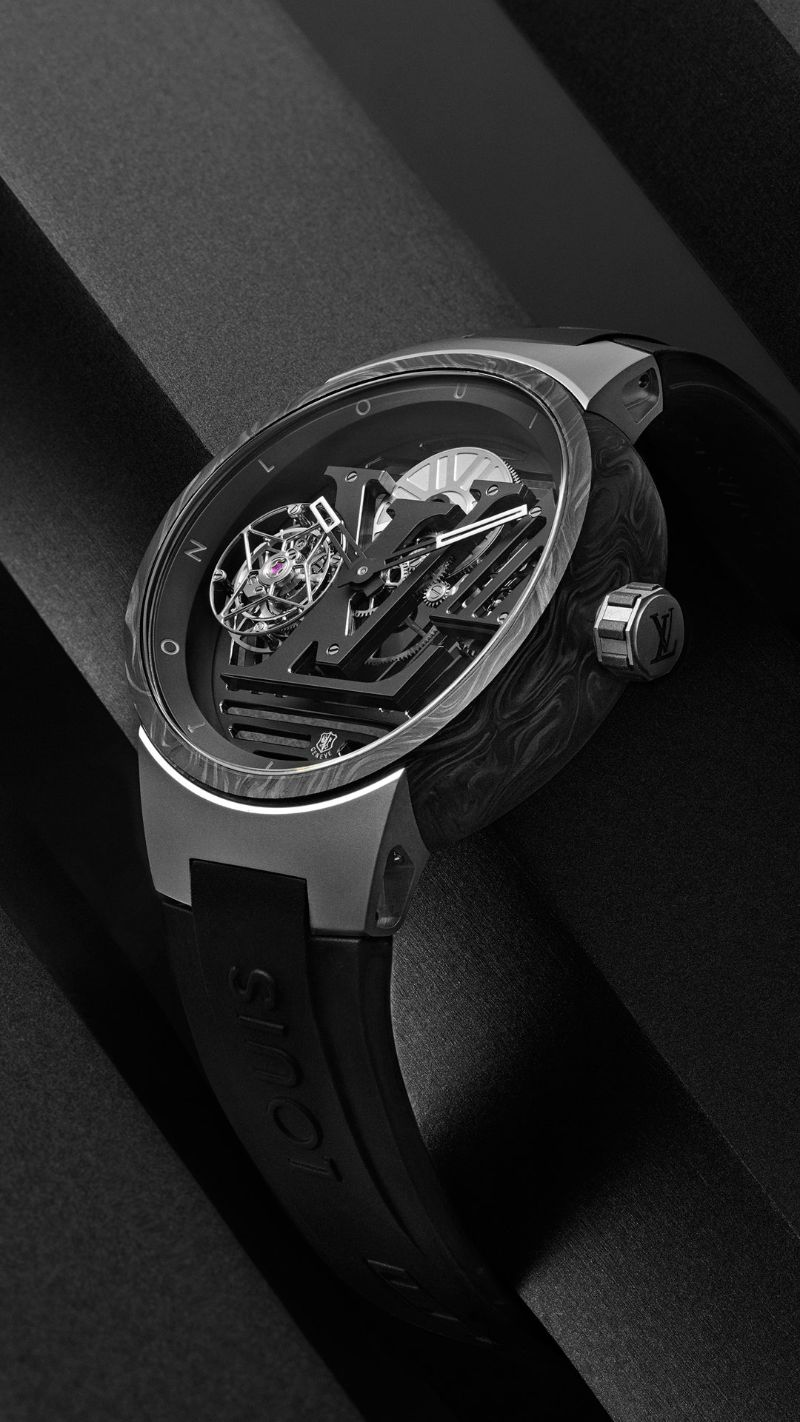 Made By Titanium: Introducing The New Louis Vuitton's Luxury Watch louis vuitton Built To Last – Discover Louis Vuitton's Newest Luxury Watch Made By Titanium Introducing The New Louis Vuittons Luxury Watch 2