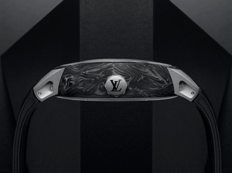 Made By Titanium: Introducing The New Louis Vuitton's Luxury Watch louis vuitton Built To Last – Discover Louis Vuitton's Newest Luxury Watch Made By Titanium Introducing The New Louis Vuittons Luxury Watch 3