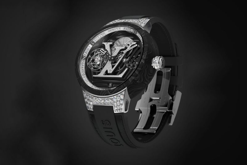 Made By Titanium: Introducing The New Louis Vuitton's Luxury Watch louis vuitton Built To Last – Discover Louis Vuitton's Newest Luxury Watch Made By Titanium Introducing The New Louis Vuittons Luxury Watch 4