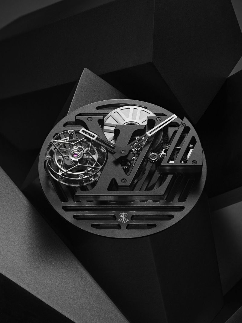 Made By Titanium: Introducing The New Louis Vuitton's Luxury Watch louis vuitton Built To Last – Discover Louis Vuitton's Newest Luxury Watch Made By Titanium Introducing The New Louis Vuittons Luxury Watch 5