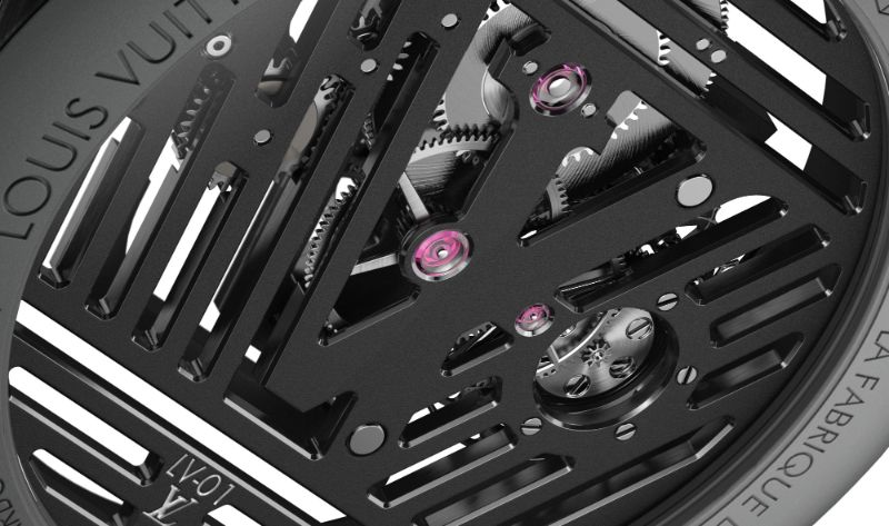 Made By Titanium: Introducing The New Louis Vuitton's Luxury Watch louis vuitton Built To Last – Discover Louis Vuitton's Newest Luxury Watch Made By Titanium Introducing The New Louis Vuittons Luxury Watch 7