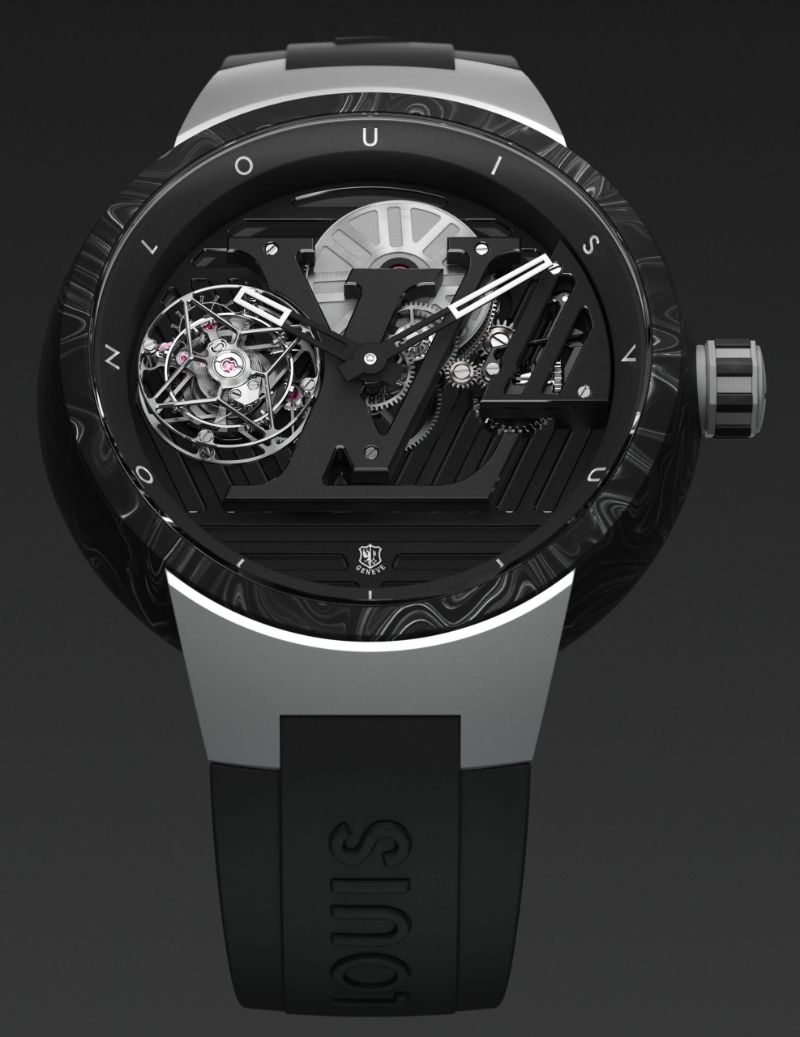 Made By Titanium: Introducing The New Louis Vuitton's Luxury Watch louis vuitton Built To Last – Discover Louis Vuitton's Newest Luxury Watch Made By Titanium Introducing The New Louis Vuittons Luxury Watch 9