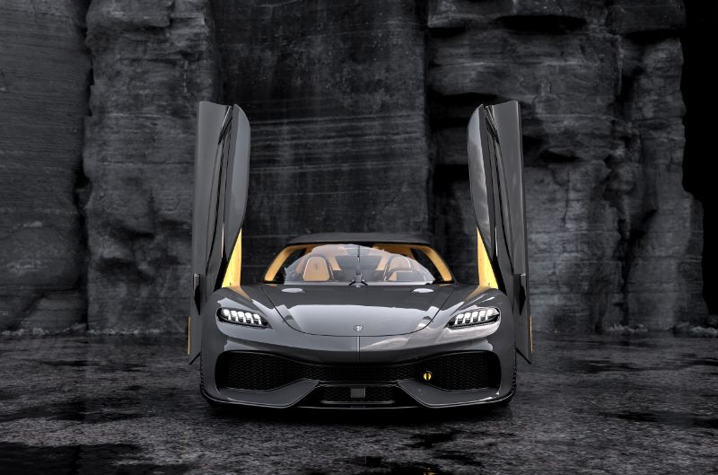 The First Four-Seater Mega GT: The New Koenigsegg Gemera Supercar supercar The First Four-Seater Mega GT: The New Koenigsegg Gemera Supercar The First Four Seater Mega GT The New Koenigsegg Gemera Supercar 3