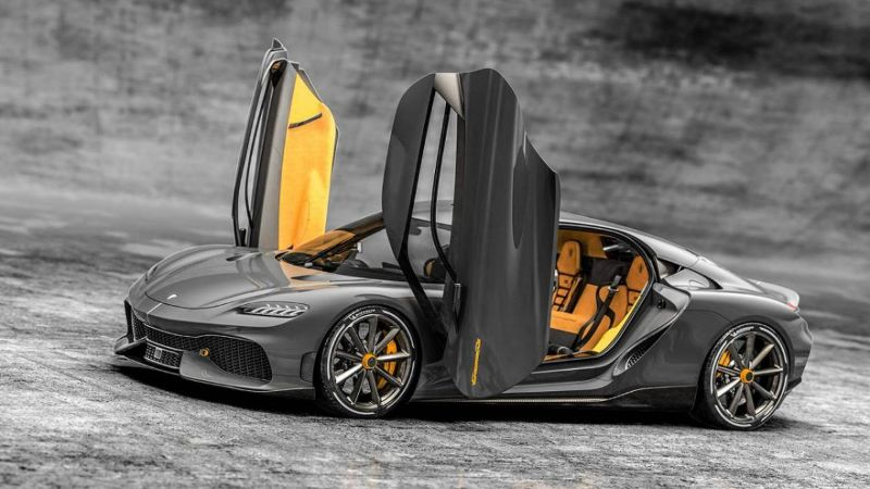 The First Four-Seater Mega GT: The New Koenigsegg Gemera Supercar supercar The First Four-Seater Mega GT: The New Koenigsegg Gemera Supercar The First Four Seater Mega GT The New Koenigsegg Gemera Supercar 6
