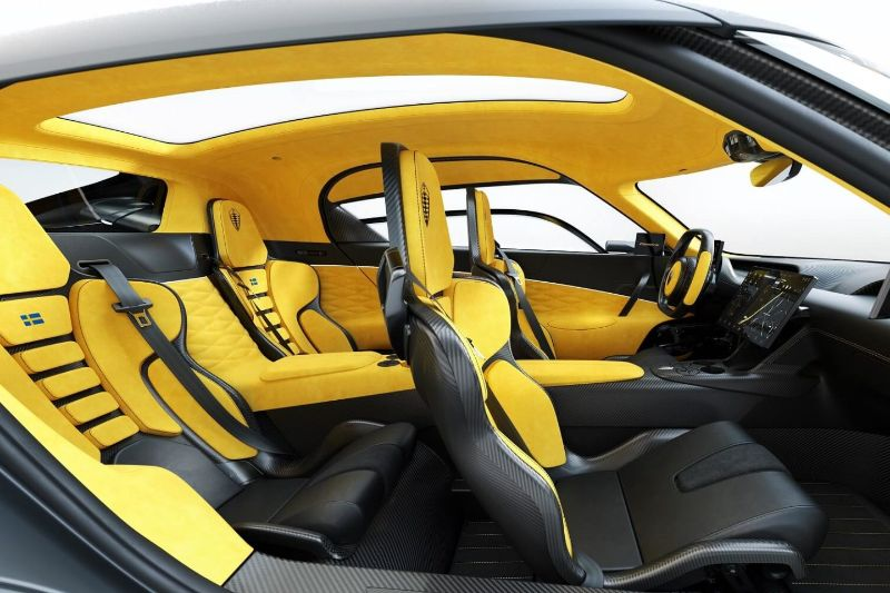 The First Four-Seater Mega GT: The New Koenigsegg Gemera Supercar supercar The First Four-Seater Mega GT: The New Koenigsegg Gemera Supercar The First Four Seater Mega GT The New Koenigsegg Gemera Supercar 9