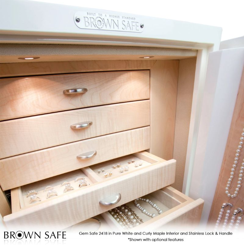 The Gem Luxury Jewelry Safes: Symbols Of High Quality By Brown Safe brown safe The Gem Luxury Jewelry Safes: Symbols Of High Quality By Brown Safe The Gem Luxury Jewelry Safes Symbols Of High Quality By Brown Safe 6