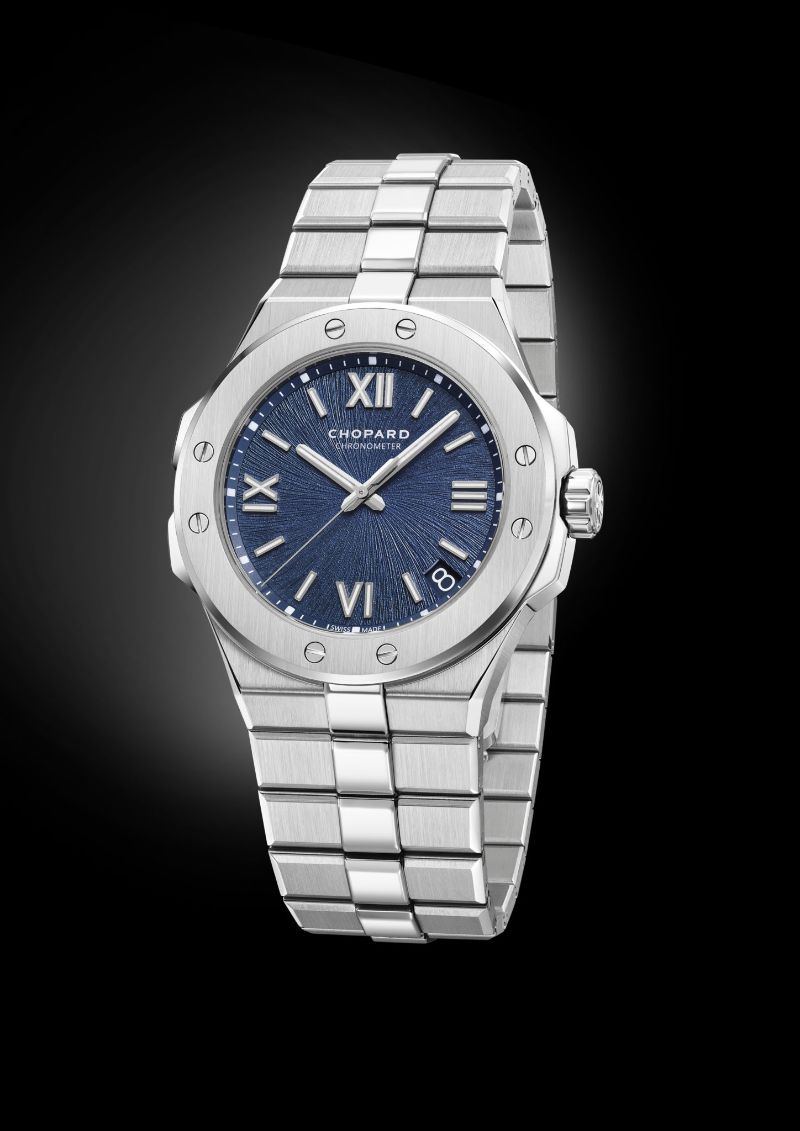 The New Collection Of Sport-Chic Alpine Eagle Watches By Chopard chopard The New Collection Of Sport-Chic Alpine Eagle Watches By Chopard The New Collection Of Sport Chic Alpine Eagle Watches By Chopard 12