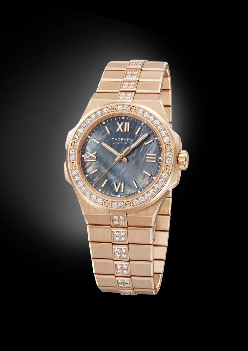 The New Collection Of Sport-Chic Alpine Eagle Watches By Chopard chopard The New Collection Of Sport-Chic Alpine Eagle Watches By Chopard The New Collection Of Sport Chic Alpine Eagle Watches By Chopard 13