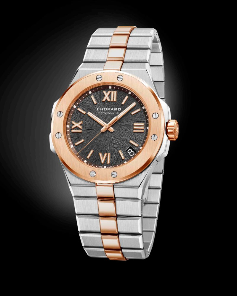 The New Collection Of Sport-Chic Alpine Eagle Watches By Chopard chopard The New Collection Of Sport-Chic Alpine Eagle Watches By Chopard The New Collection Of Sport Chic Alpine Eagle Watches By Chopard 14