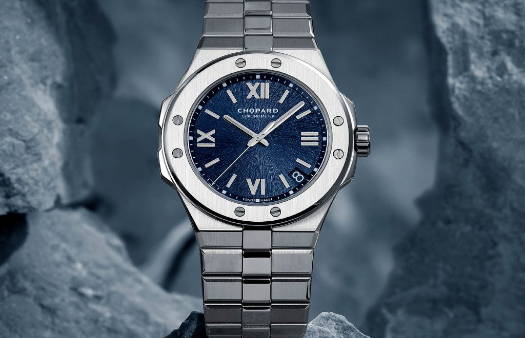 The New Collection Of Sport-Chic Alpine Eagle Watches By Chopard