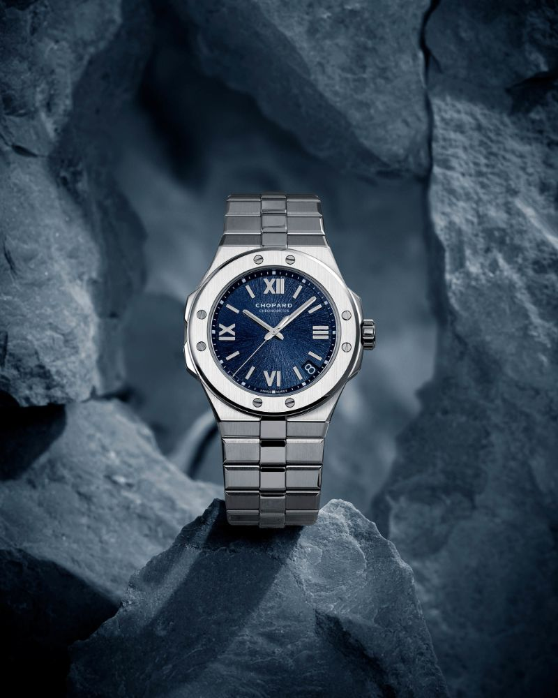 The New Collection Of Sport-Chic Alpine Eagle Watches By Chopard chopard The New Collection Of Sport-Chic Alpine Eagle Watches By Chopard The New Collection Of Sport Chic Alpine Eagle Watches By Chopard 3