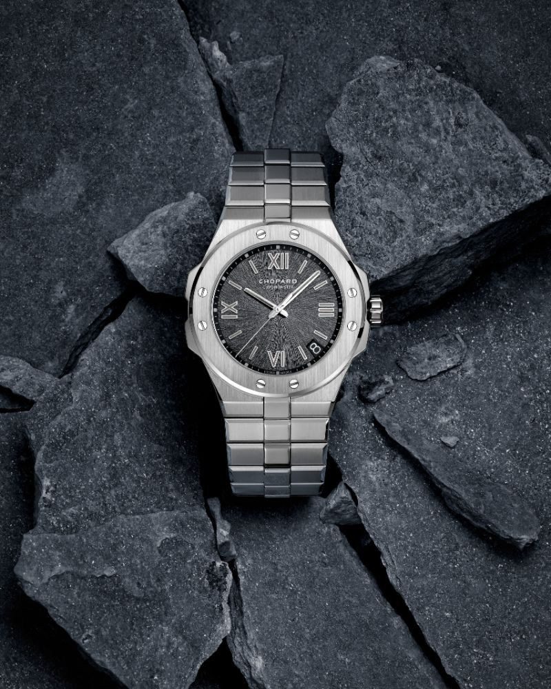 The New Collection Of Sport-Chic Alpine Eagle Watches By Chopard chopard The New Collection Of Sport-Chic Alpine Eagle Watches By Chopard The New Collection Of Sport Chic Alpine Eagle Watches By Chopard 4