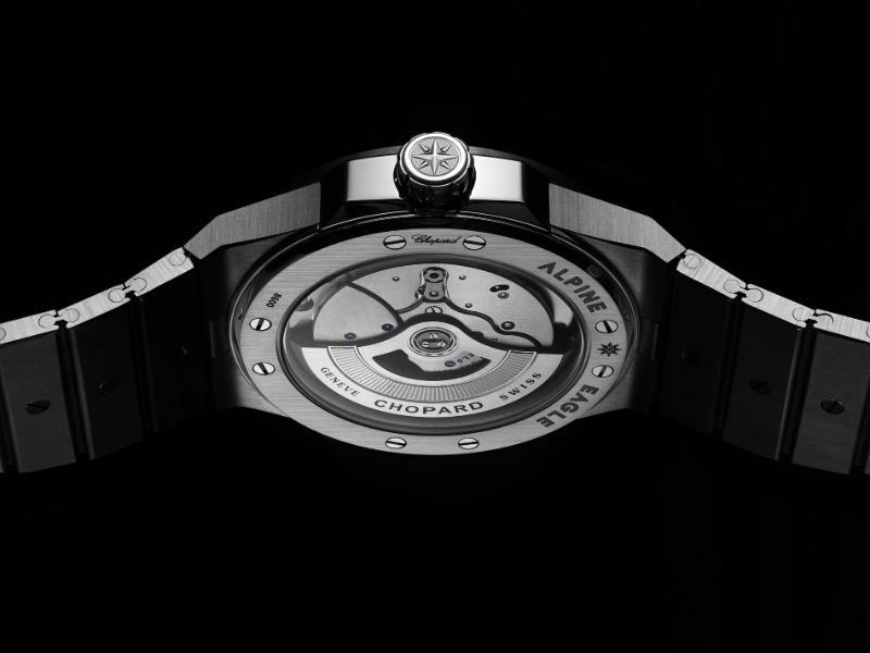 The New Collection Of Sport-Chic Alpine Eagle Watches By Chopard chopard The New Collection Of Sport-Chic Alpine Eagle Watches By Chopard The New Collection Of Sport Chic Alpine Eagle Watches By Chopard 5