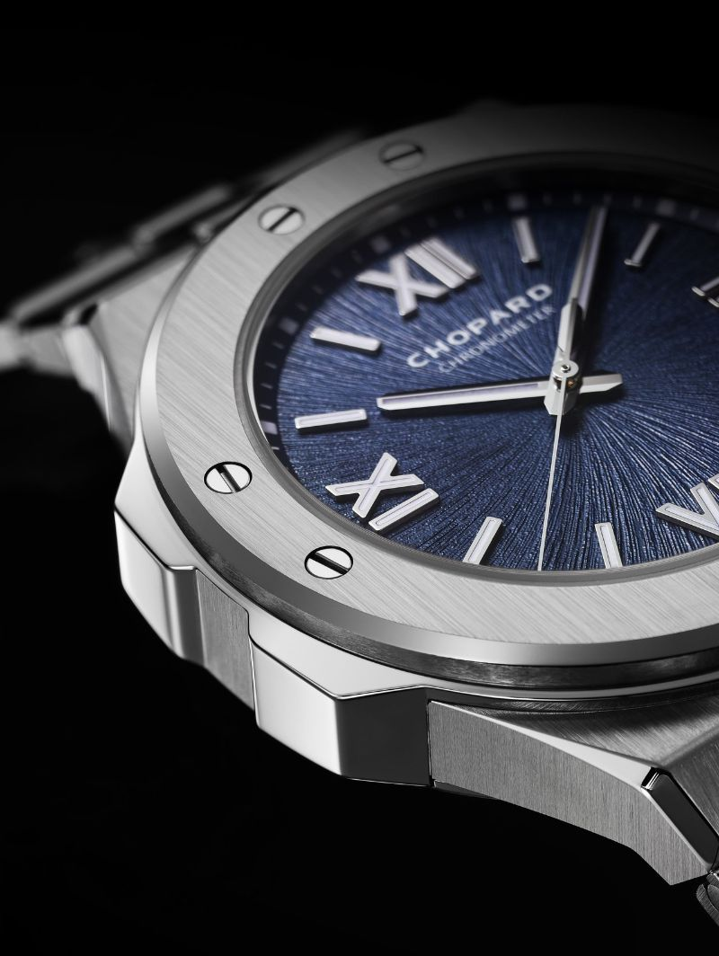 The New Collection Of Sport-Chic Alpine Eagle Watches By Chopard chopard The New Collection Of Sport-Chic Alpine Eagle Watches By Chopard The New Collection Of Sport Chic Alpine Eagle Watches By Chopard 6