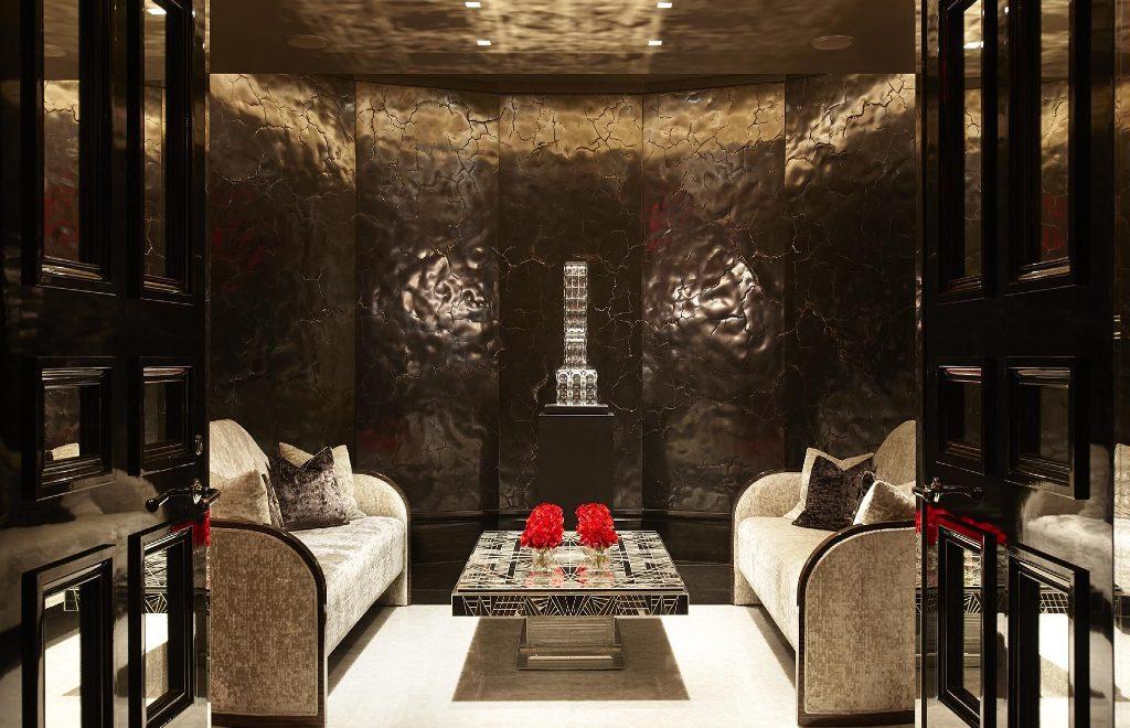 The Five-Star Baccarat Hotel: A Supreme Design By Gilles Et Boissier