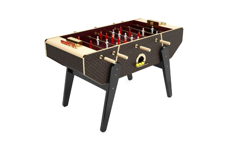 Three Elegantly Designed Playing Tables For Your Luxury Gaming Room luxury gaming room Three Elegantly Designed Playing Tables For Your Luxury Gaming Room Babyfoot2