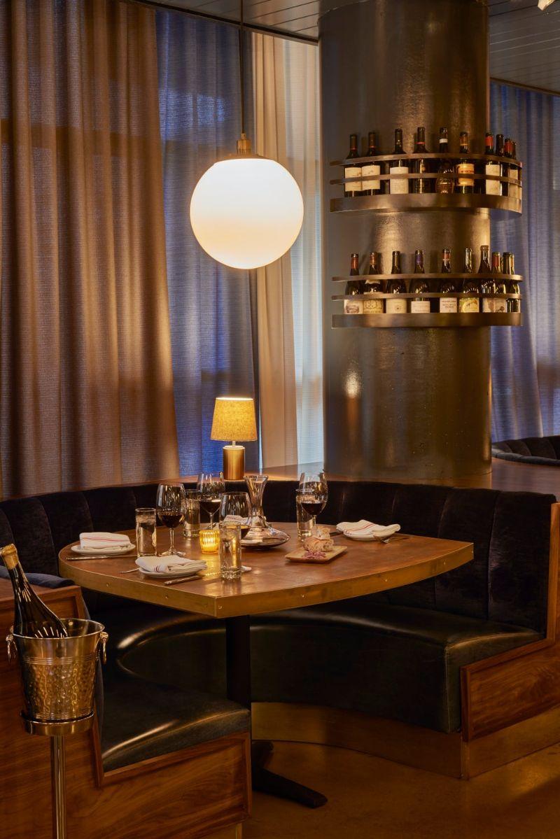 New York's Cosmopolitan Restaurants Designed By Meyer Davis