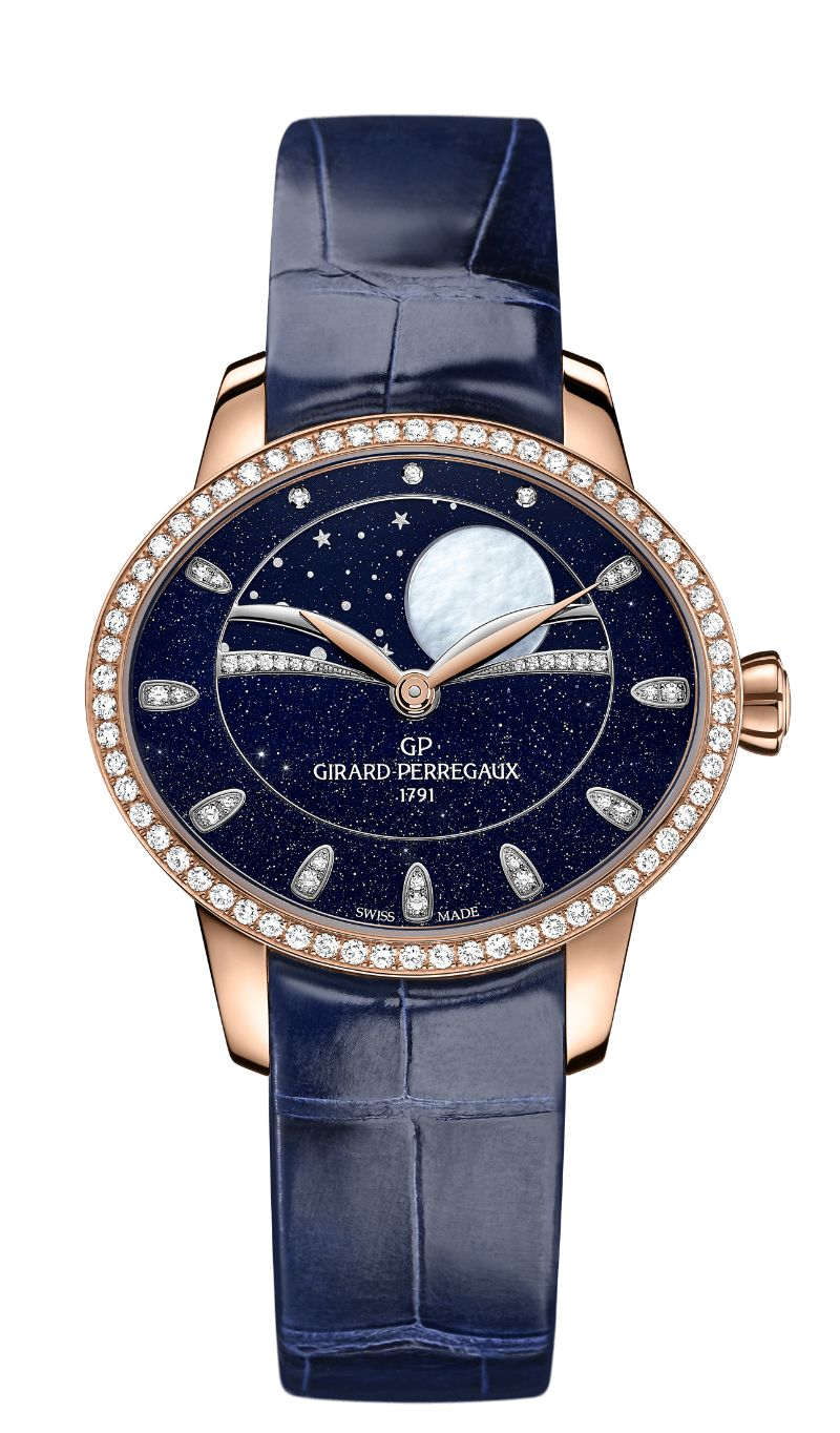 The Seductive And Daring New Timepieces By Girard-Perregaux girard-perregaux The Seductive And Daring New Timepieces By Girard-Perregaux CATS EYE CELESTIAL 1