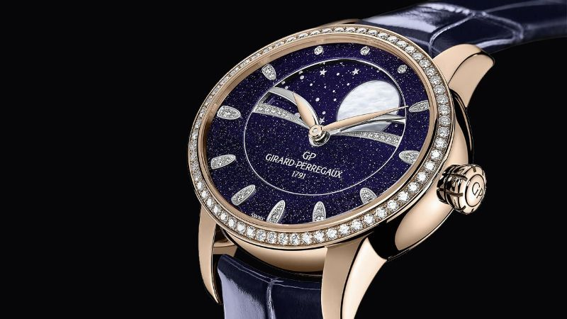 The Seductive And Daring New Timepieces By Girard-Perregaux girard-perregaux The Seductive And Daring New Timepieces By Girard-Perregaux CATS EYE CELESTIAL 2 1