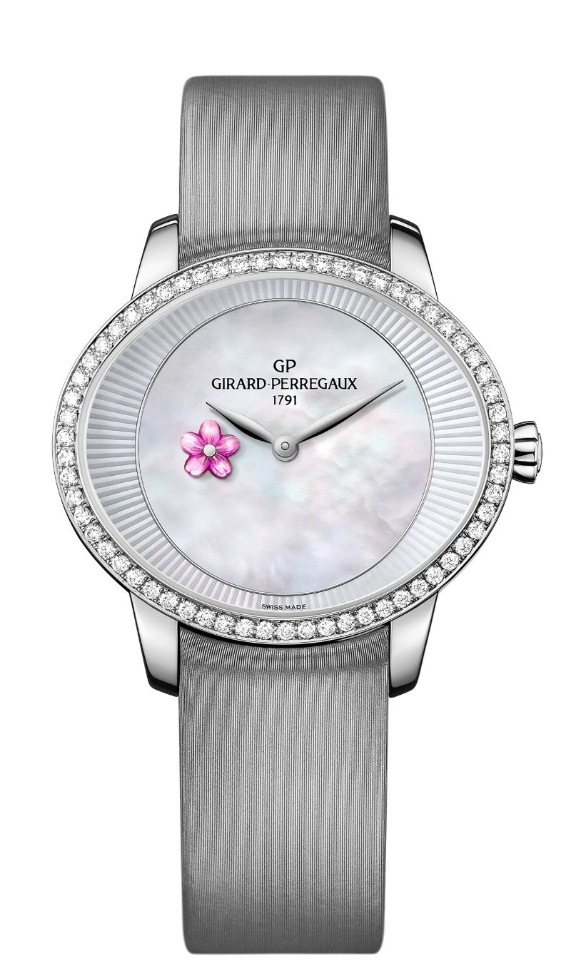 The Seductive And Daring New Timepieces By Girard-Perregaux girard-perregaux The Seductive And Daring New Timepieces By Girard-Perregaux CATS EYE PLUM BLOSSOM 1