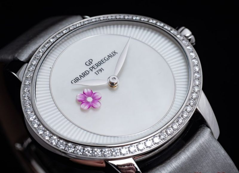The Seductive And Daring New Timepieces By Girard-Perregaux girard-perregaux The Seductive And Daring New Timepieces By Girard-Perregaux CATS EYE PLUM BLOSSOM 2 1