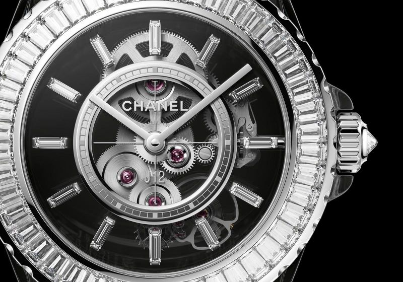 Get Impressed By The New Chanel Contemporary Fine-Watch Designs chanel Get Impressed By The New Chanel Contemporary Fine-Watch Designs Chanel J12 X Ray 3