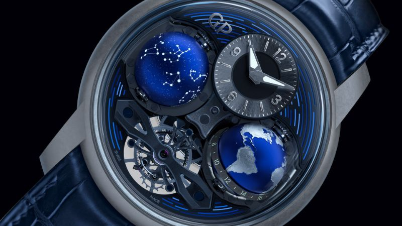 The Seductive And Daring New Timepieces By Girard-Perregaux girard-perregaux The Seductive And Daring New Timepieces By Girard-Perregaux Girard Perregaux Bridges Cosmos featured 1