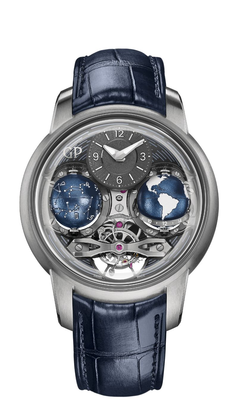 The Seductive And Daring New Timepieces By Girard-Perregaux girard-perregaux The Seductive And Daring New Timepieces By Girard-Perregaux Girard Perregaux launches Cosmos 2 1