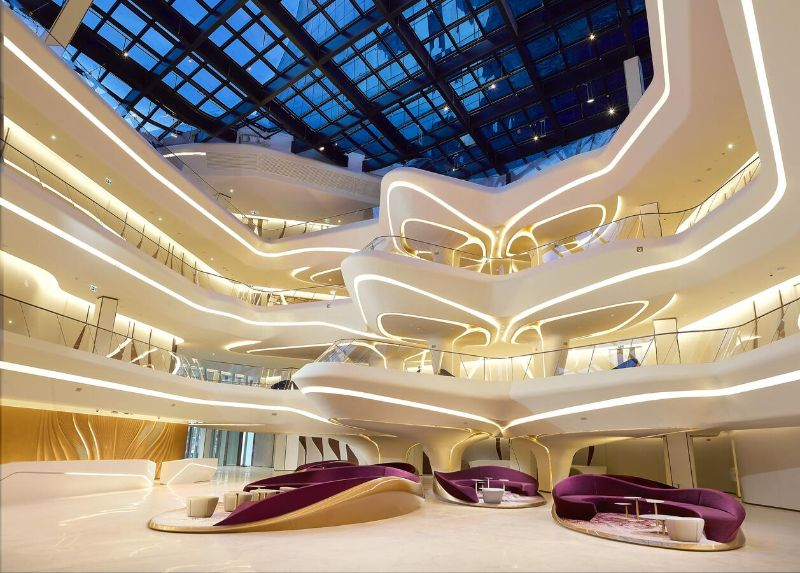 Inside ME Dubai By Meliá: Zaha Hadid's Final Boutique Hotel Project zaha hadid The ME By Meliá In Dubai: Discover Zaha Hadid's Final Hotel Project Inside ME Dubai By Meli   Zaha Hadid   s Final Boutique Hotel Project 18