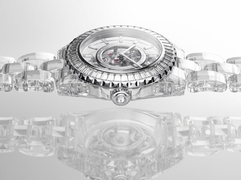 Get Impressed By The New Chanel Contemporary Fine-Watch Designs chanel Get Impressed By The New Chanel Contemporary Fine-Watch Designs J12 X Ray 2