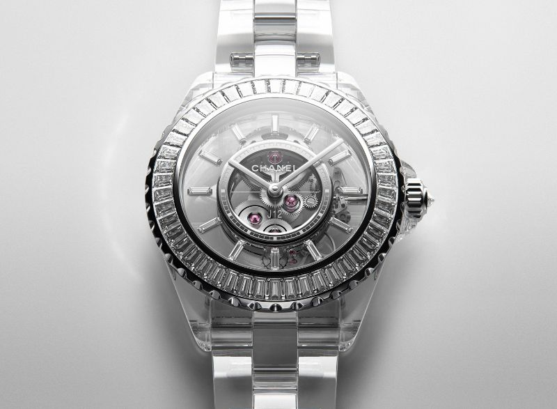 Get Impressed By The New Chanel Contemporary Fine-Watch Designs chanel Get Impressed By The New Chanel Contemporary Fine-Watch Designs J12 X Ray 3