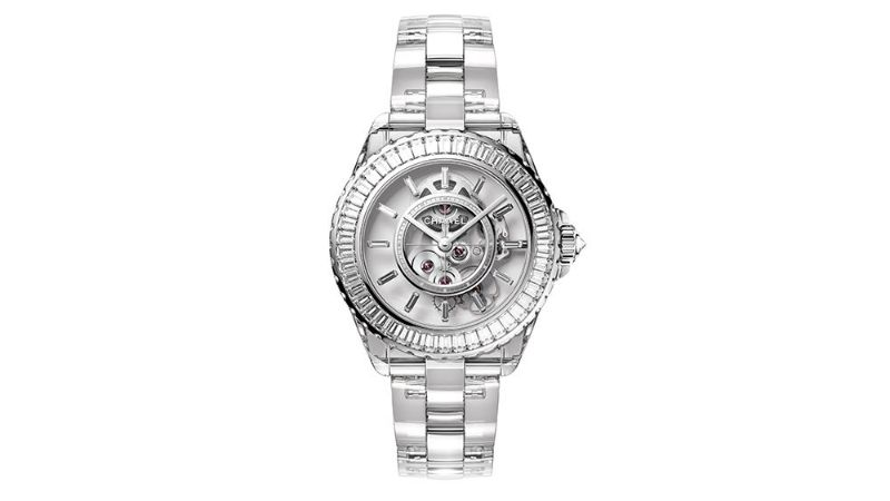 Get Impressed By The New Chanel Contemporary Fine-Watch Designs chanel Get Impressed By The New Chanel Contemporary Fine-Watch Designs J12 X Ray