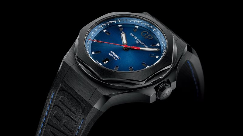 The Seductive And Daring New Timepieces By Girard-Perregaux girard-perregaux The Seductive And Daring New Timepieces By Girard-Perregaux LAUREATO ABSOLUTE 1