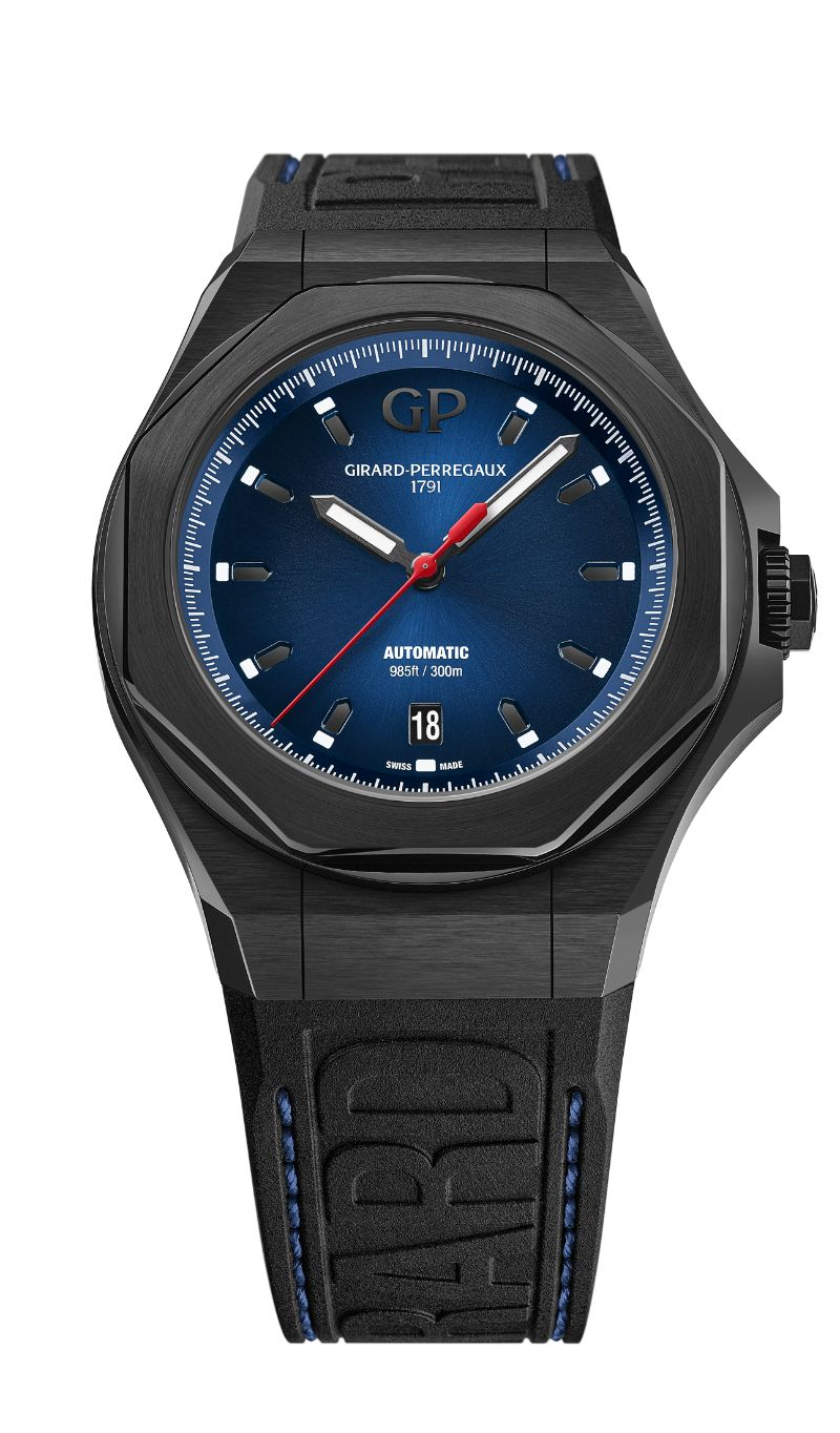 The Seductive And Daring New Timepieces By Girard-Perregaux girard-perregaux The Seductive And Daring New Timepieces By Girard-Perregaux LAUREATO ABSOLUTE 2 1