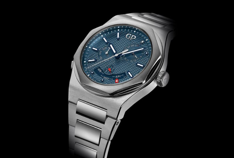 The Seductive And Daring New Timepieces By Girard-Perregaux girard-perregaux The Seductive And Daring New Timepieces By Girard-Perregaux LAUREATO PERPETUAL CALENDAR 1