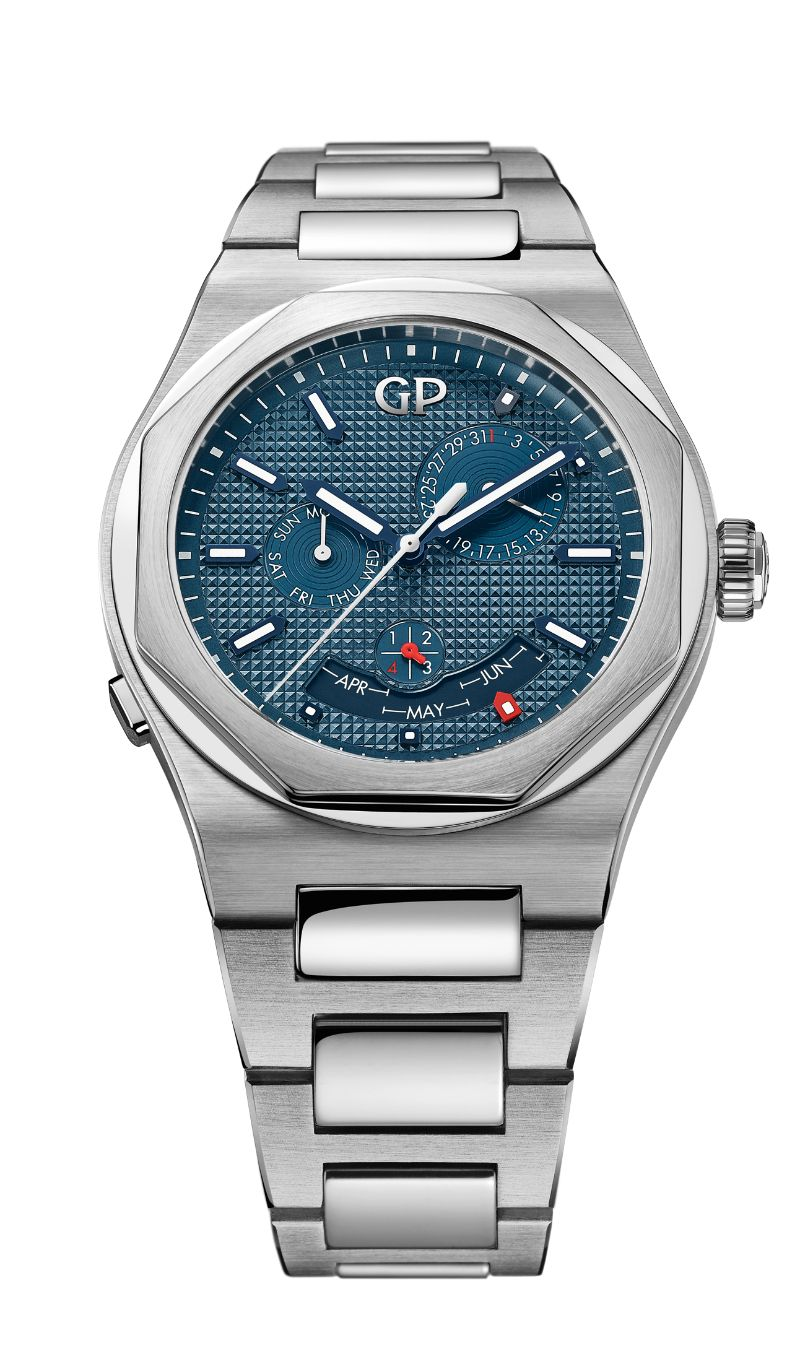 The Seductive And Daring New Timepieces By Girard-Perregaux girard-perregaux The Seductive And Daring New Timepieces By Girard-Perregaux LAUREATO PERPETUAL CALENDAR 2