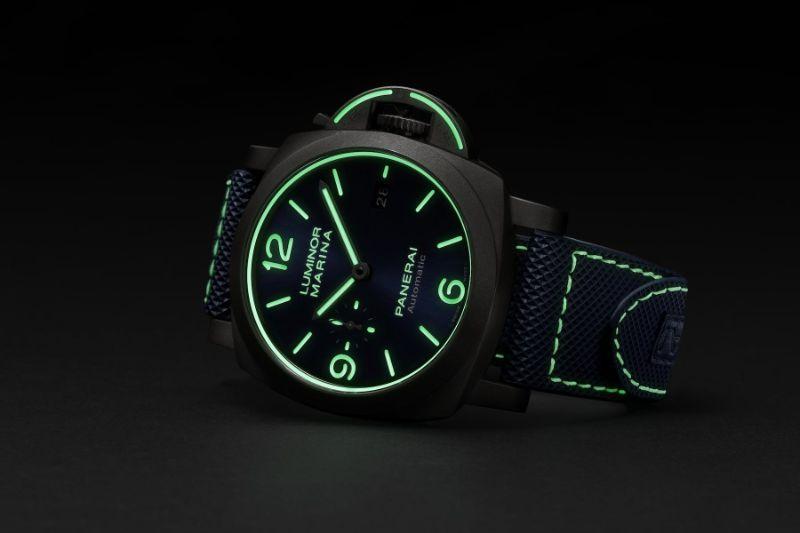 The Luminor Edition By Panerai: New Powerful And Remarkable Timepieces panerai The Luminor Edition By Panerai: New Powerful And Remarkable Timepieces LUMINOR MARINA 44MM 1